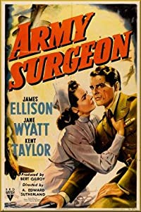 Websites for downloading movie subtitles Army Surgeon by Joseph Kane [320x240]