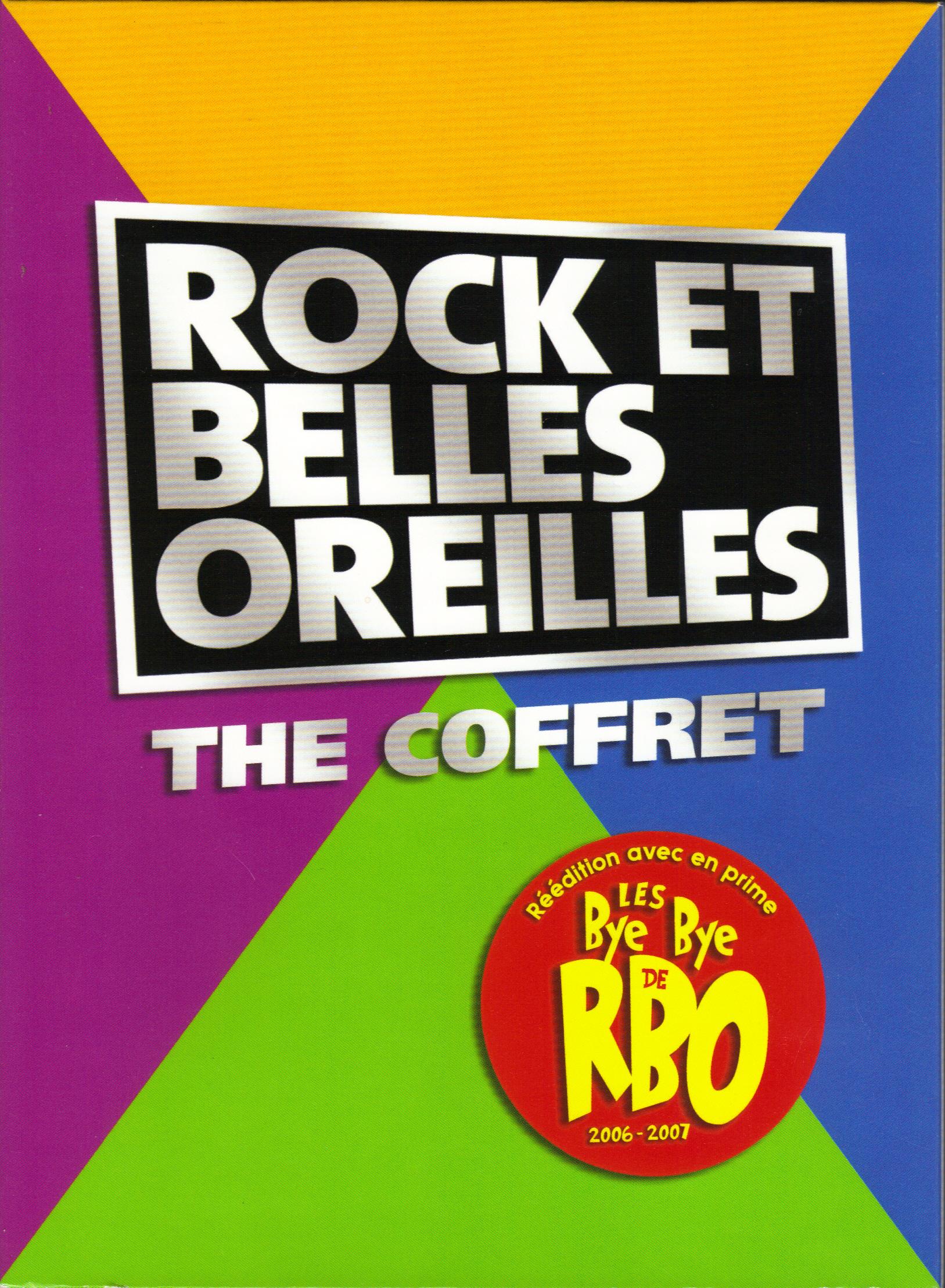 Rock et Belles Oreilles: The DVD 1988 (2001)