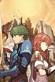 Fire Emblem Echoes: Shadows of Valentia Poster