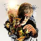 Amitabh Bachchan, Jackie Shroff, Manoj Bajpayee, Ronit Roy, Amit Sadh, and Yami Gautam in Sarkar 3 (2017)