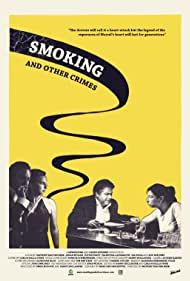 Johan Muller, Justin Pratt, Valentina Lacmanovic, and Ira Prica in Smoking and Other Crimes (2008)