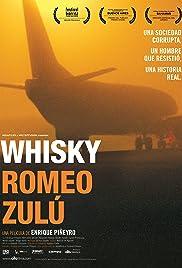 Whisky Romeo Zulu Poster