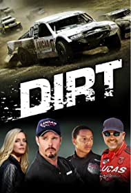 Kevin Dillon, Christina Moore, and DeRon Horton in Dirt (2018)
