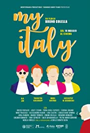 My Italy Poster