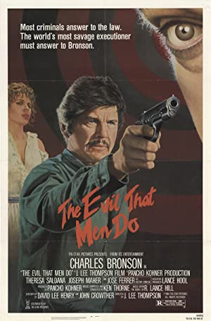 Permalink to Movie The Evil That Men Do (1984)