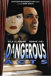 Dangerous Acts Poster