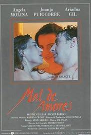 Mal de amores Poster