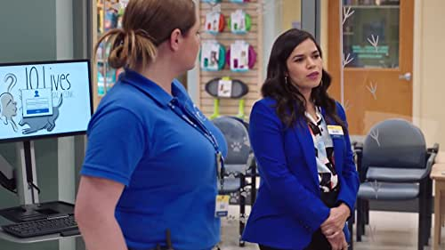 Superstore: Dina Wings It With A Vet