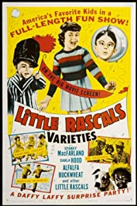 Watch free hd divx movies Little Rascals Varieties USA [4K2160p]