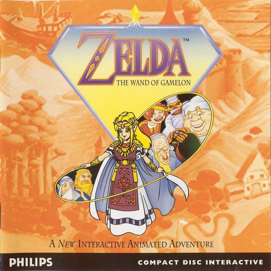 Zelda The Wand Of Gamelon Video Game 1993 Imdb