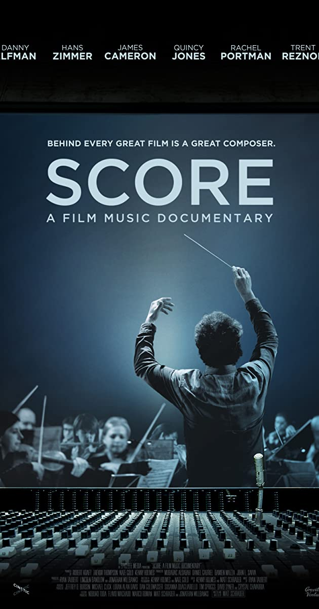 Subtitle of Score: A Film Music Documentary
