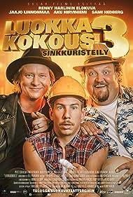 Jaajo Linnonmaa, Aku Hirviniemi, and Sami Hedberg in Luokkakokous 3 (2021)