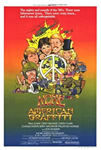 Psp movie downloads mp4 More American Graffiti USA [2160p]