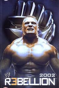 Brock Lesnar in WWE Rebellion (2002)