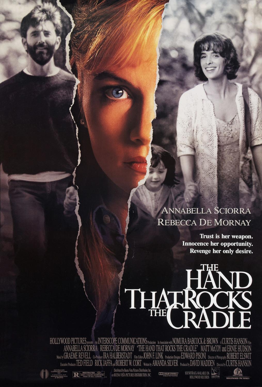 The Hand That Rocks The Cradle 1992 Imdb