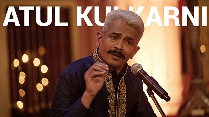 """Jack of all trades actor Atul Kulkarni, known for his supporting roles in films like 'Hey Ram,' 'Chandni Bar,' 'Manasarovar,' and 'Rang De Basanti,' plays the main antagonist in the Amazon Prime Video series """"Bandish Bandits."""" """"No Small Parts"""" takes a look at his rise to fame."""
