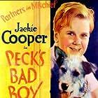 Jackie Cooper in Peck's Bad Boy (1934)