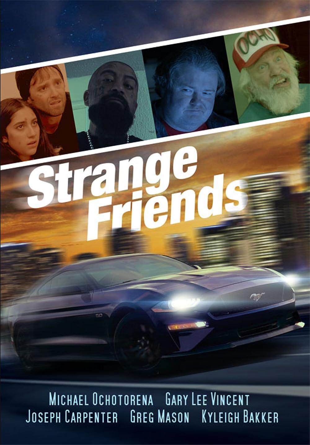 Strange Friends 2021 English 480p AMZN HDRip 301MB Download