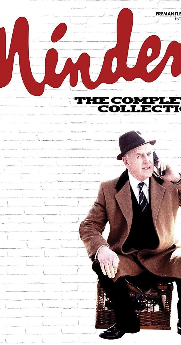 Minder (TV Series 1979–1994) - Full Cast & Crew - IMDb