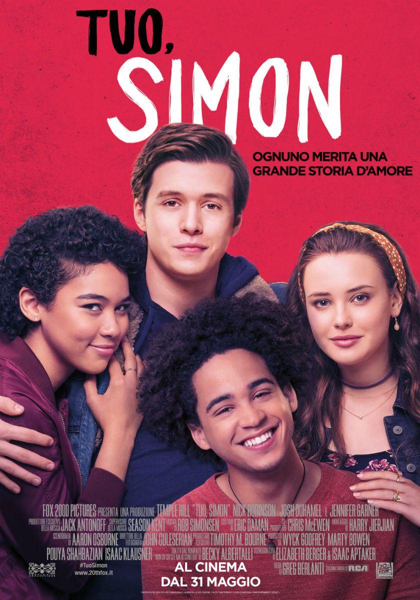 С любовью, Саймон