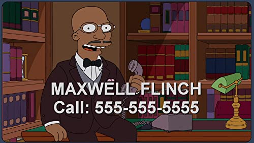The Simpsons: Homer Calls A Lawyer