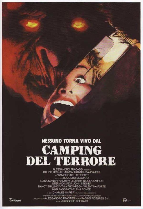 Camping del terrore (1987)