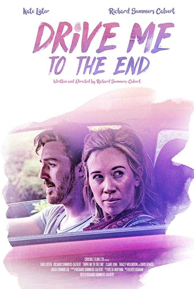 Drive Me to the End 2020 English 720p HDRip 800MB | 300MB