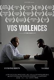 Vos violences Poster