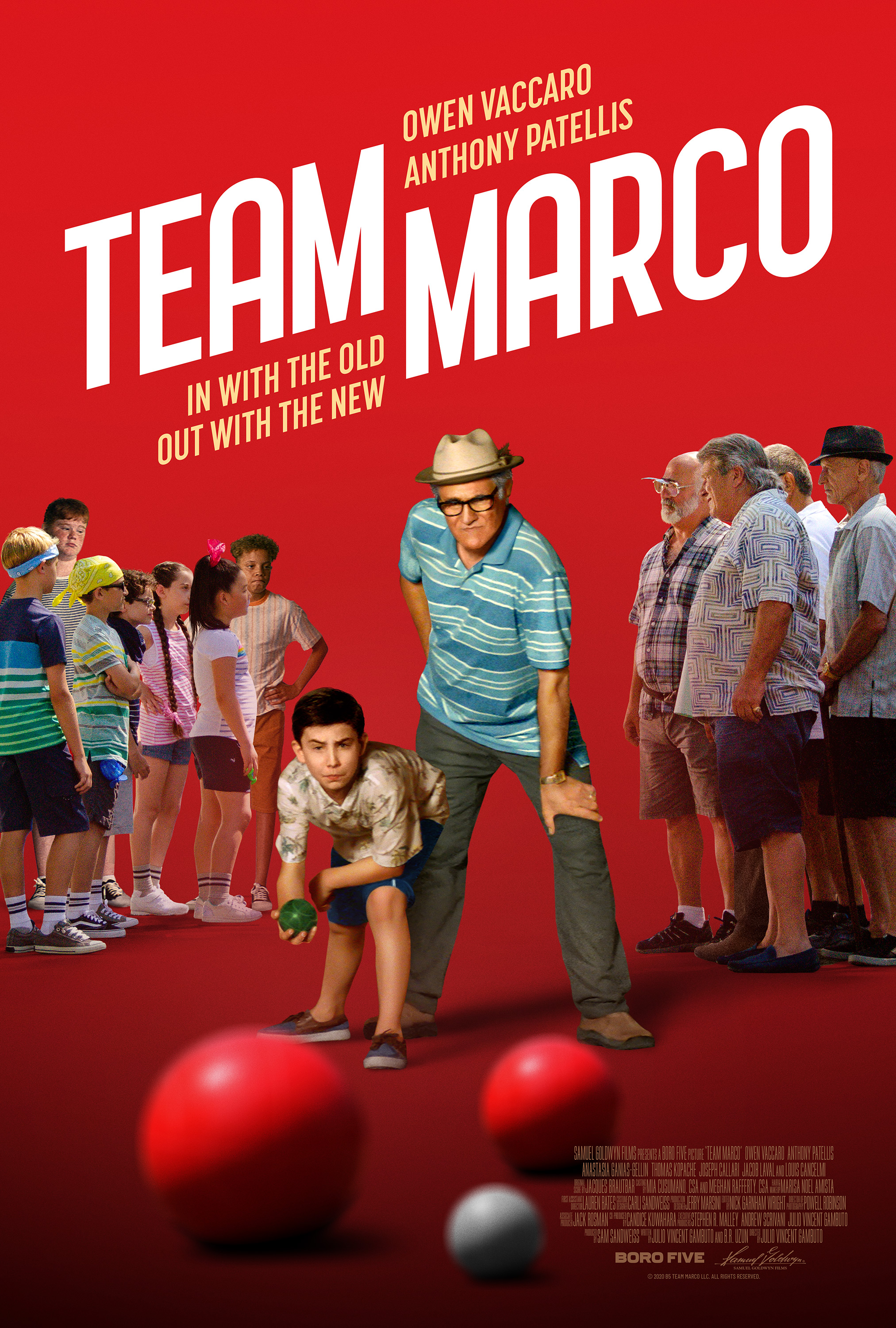 Team Marco 2020 English 300MB HDRip 480p Download