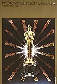 The 54th Annual Academy Awards Poster
