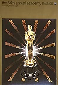 Primary photo for The 54th Annual Academy Awards
