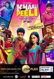 Download Khaali Peeli (2020) Movie
