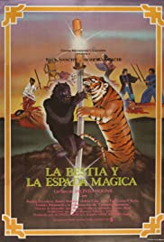 The Beast and the Magic Sword (1983) La bestia y la espada mágica 1080p