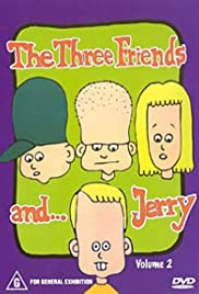 The Three Friends... and Jerry Poster