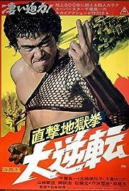 Karate Inferno Poster