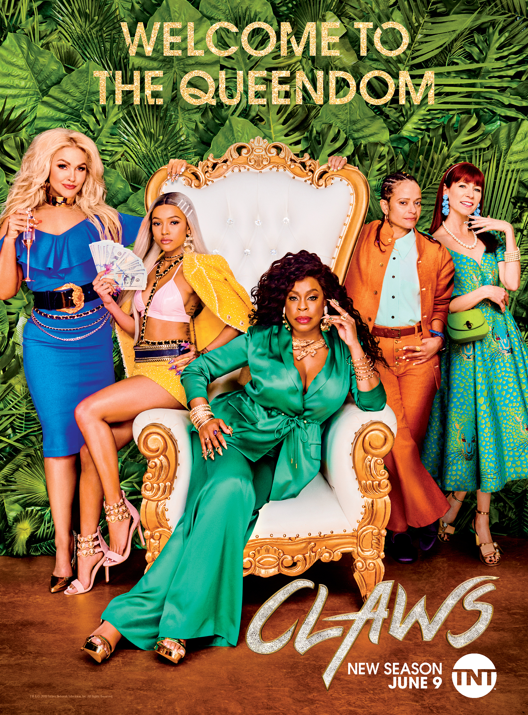 Claws (TV Series 2017– ) - IMDb