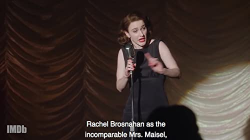 "What We Know About ""The Marvelous Mrs. Maisel"" S3 ... So Far 