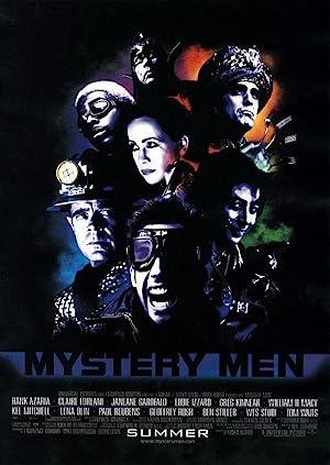 Mystery Men Poster Image