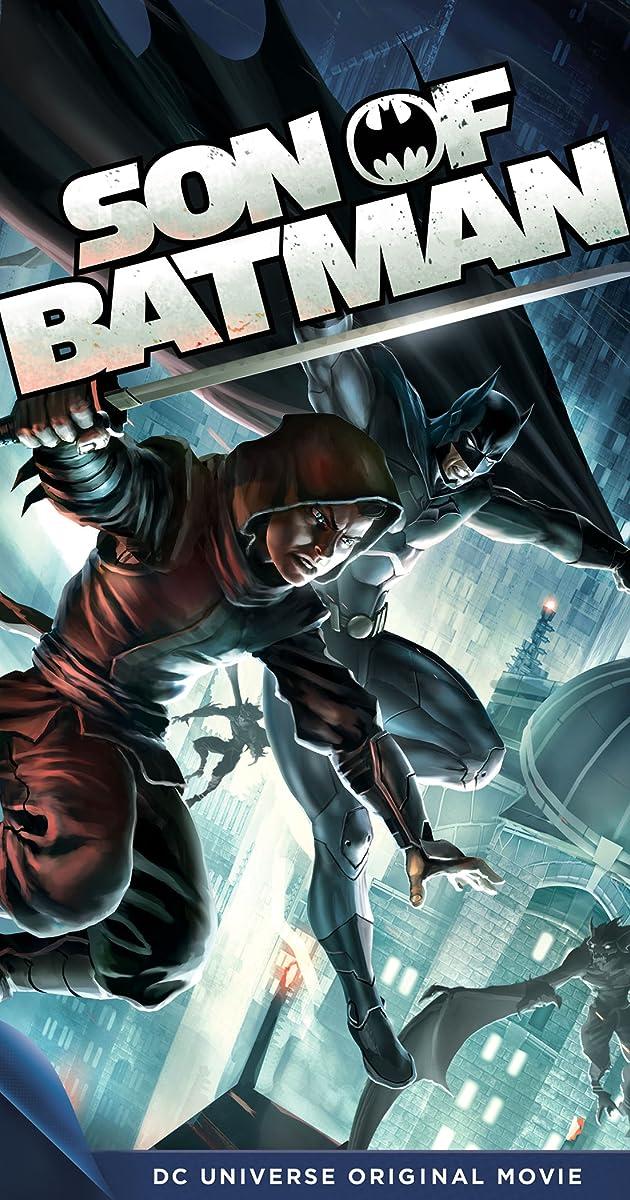 Son of Batman (Video 2014) - IMDb