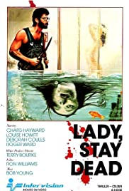 Lady Stay Dead Poster