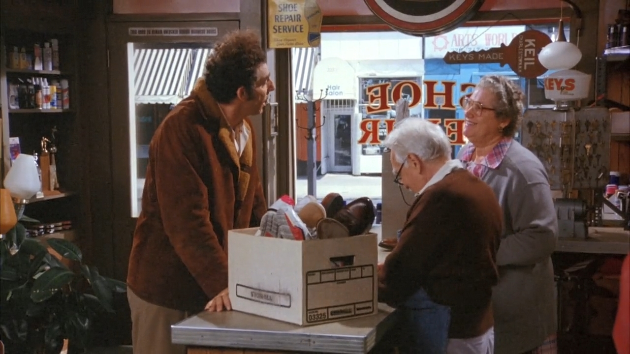 Image result for seinfeld the mom and pop store