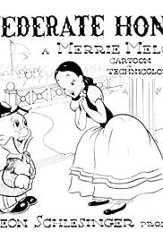 Confederate Honey Poster