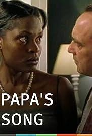 Papa's Song Poster