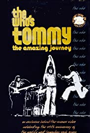 The Who's Tommy, the Amazing Journey Poster