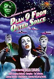 Plan 9 Frpm Outer Space (Foxtel Aurora Channel 173) Poster
