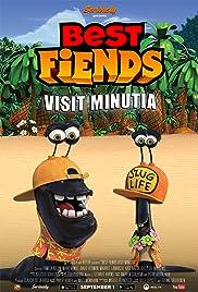 Best Fiends: Visit Minutia Poster