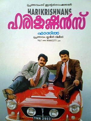 Crime Harikrishnans Movie