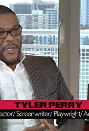 Tyler Perry & Nicholas Sparks Poster
