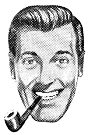 J.R. 'Bob' Dobbs and the Church of the SubGenius Poster