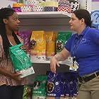 Lauren Ash and Diona Reasonover in Superstore (2015)